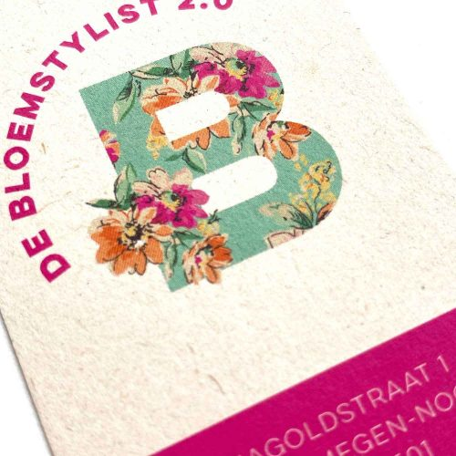 bloemenkaartje bloemstylist 2.0